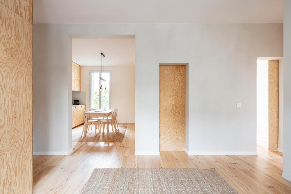 Appartement Nomadic