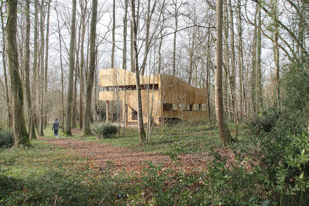 LOCAL Maison 100% bois