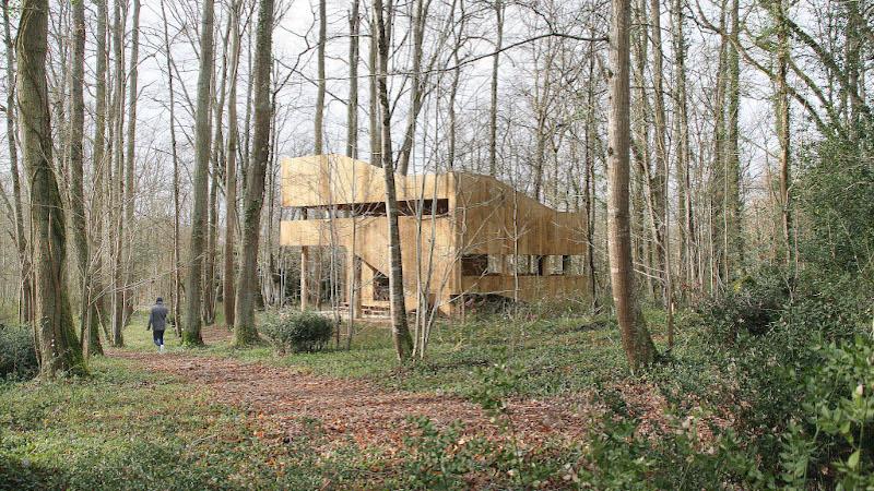 Maison 100% bois ou la vie de château à Montlouis-sur-Loire, signée LOCAL