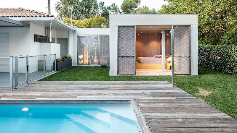 A Toulouse, extension de la Maison A réalisée par TAA