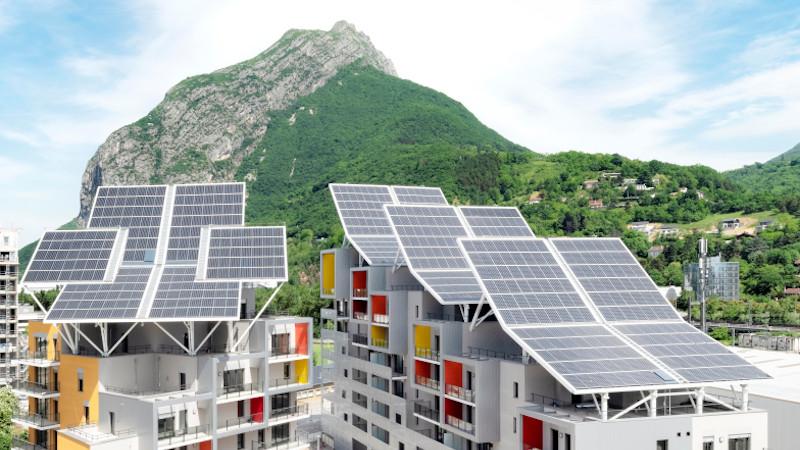 Résidence ABC à Grenoble, par Valode & Pistre