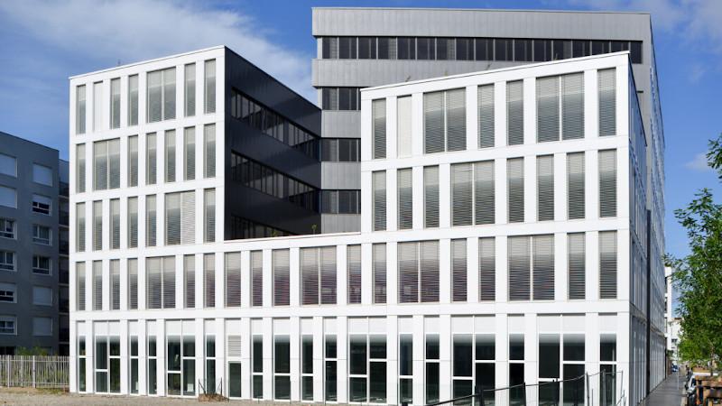 Immeuble k-bis à Vaux-en-Velin, par Rue Royale Architectes