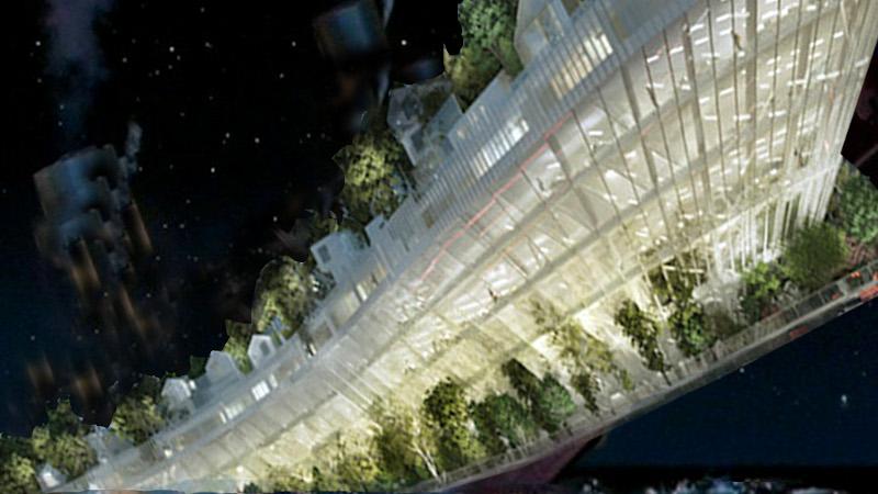 Le grand ramdam de l'architecture en France imaginée par les élites