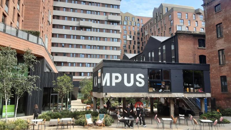 Manchester, pour les architectes, un théâtre des rêves