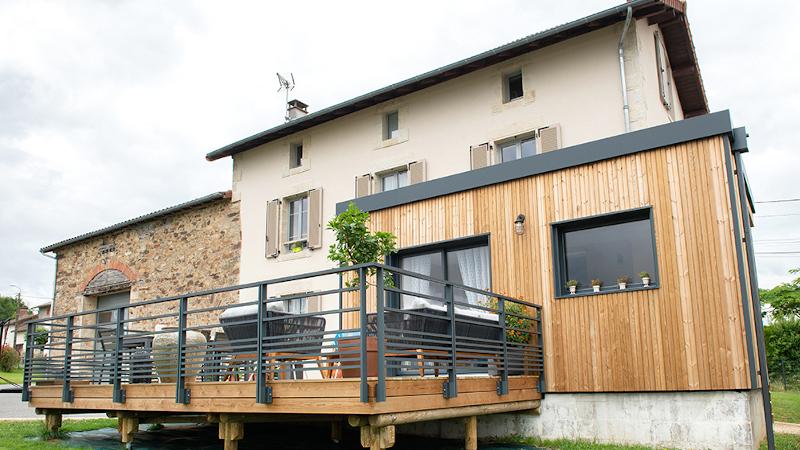 Cybel Extension fait l'extension à Limoges