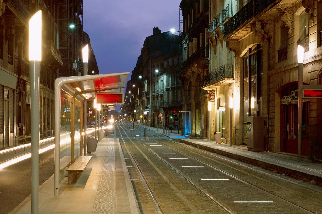 TDF étape 19 Tramway