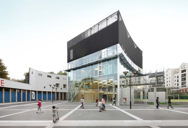 TDF étape 21 Centre culturel