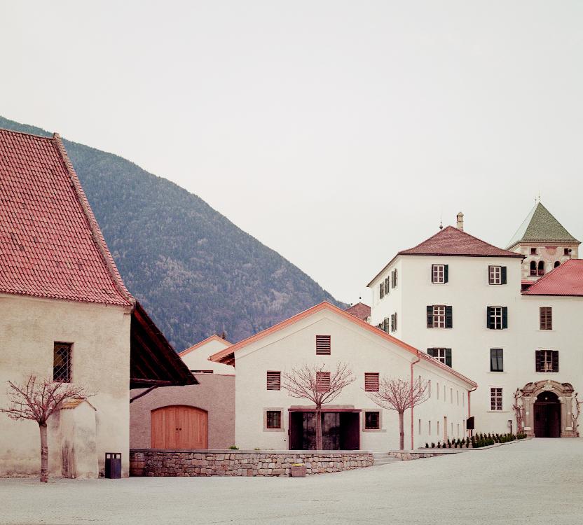 Abbaye de Novacelle MoDusArchitects