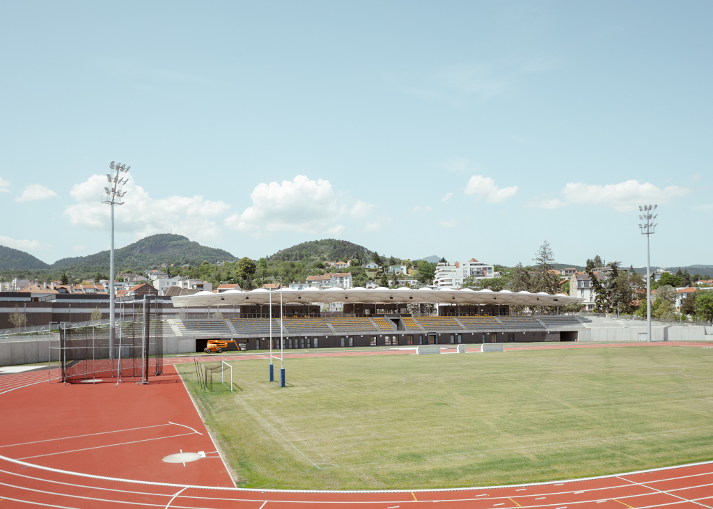 Stade Philippe-Marcombes Auer Weber