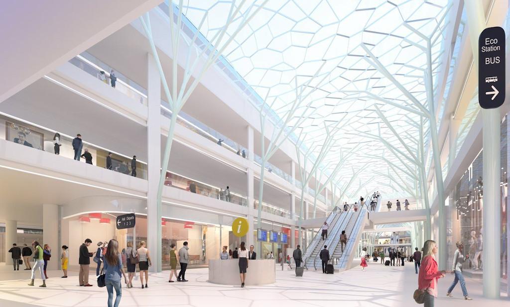 Gare du Nord le Projet