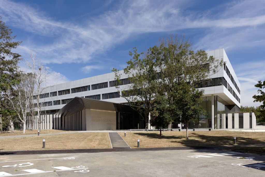 Institut de Neurosciences Paris-Saclay South View