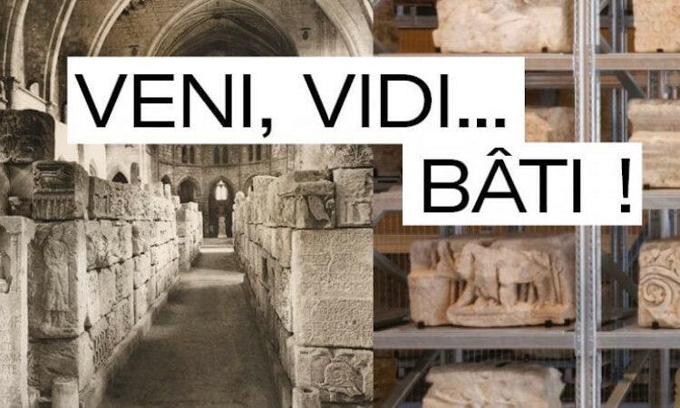 Veni, Vidi… Bâti ! Héritage puissant au musée Narbo Via